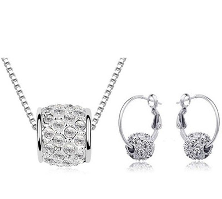 Hot Selling Austri Crystal top Crystal gjerdan dhe vathë të - Bizhuteri të modës - Foto 4