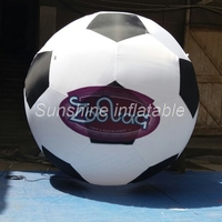 2018 popular sport game giant inflatable football inflatable soccer balloon for World Cup