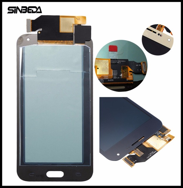 Sinbeda AMOLED HD LCD Display + Touch screen Digitizer Assembly Replacement For Samsung Galaxy A5 2015 A500 A500F A500FU A500M