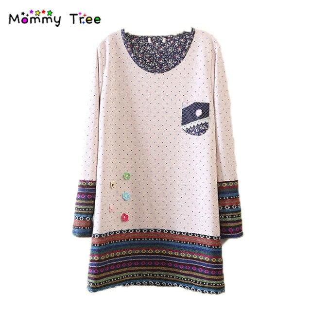 1431d723d 2 colores bonitos vestidos de maternidad de punto para mujeres embarazadas  invierno primavera ropa de embarazo