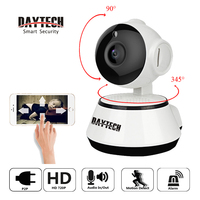 DAYTECH Wireless IP Camera WiFi HD Security Video Camera Two Way Audio Recording IR Night Vision