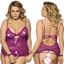 xxxl 6xl plus size sexy lingerie bandage cosplay erotic lingerie low cut sexy babydoll black sexy baby doll sexy costumes 687