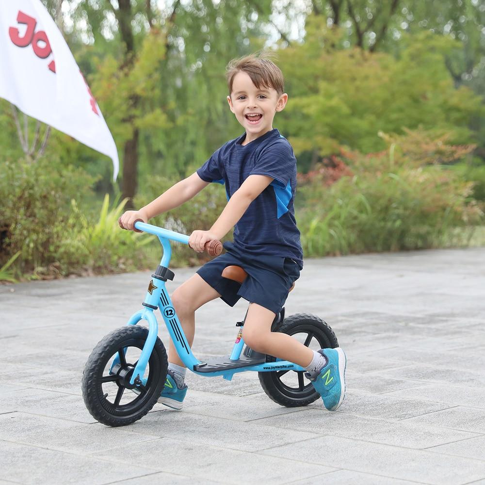 Joystar Kids Balance Bike Free Shipping 10/12 inch Kids