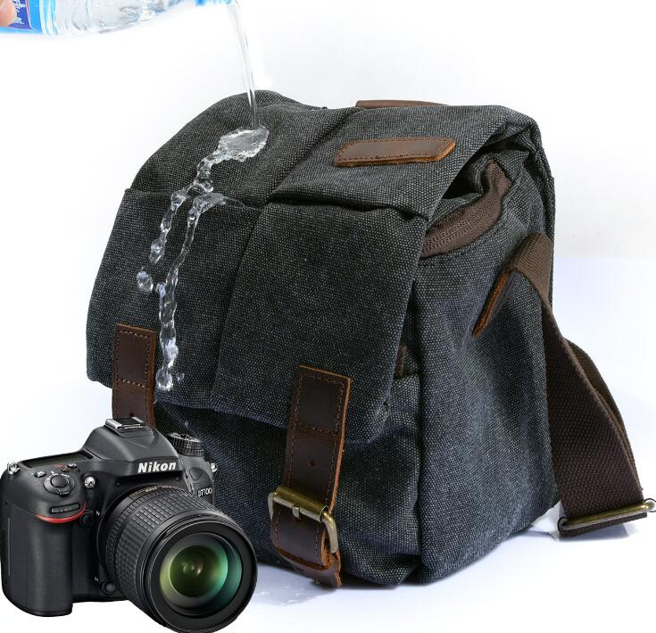 Multifunctional Professional Camera shoulder Bag digital camera waterproof shockproof Video Photo case for DSLR Canon B-01 sinpaid anti theft digital dslr photo padded camera backpack with rain cover waterproof laptop 15 6 soft bag video case 50