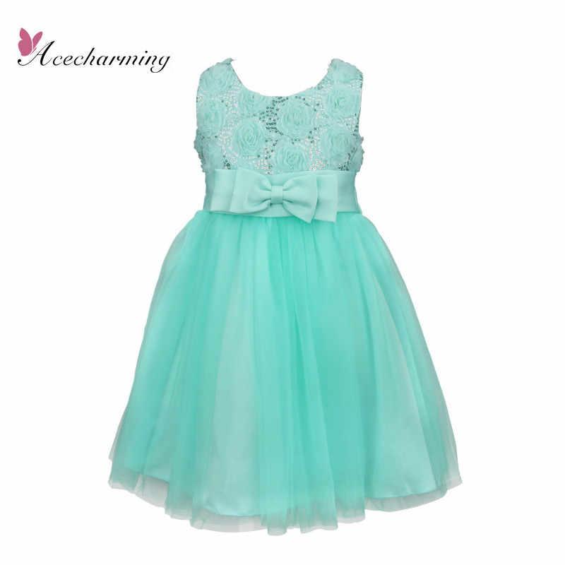 בנות שמלת נסיכה אלגנטית מסיבת שמלת ילדים שמלות בנות תלבושות ילדי חתונה שמלת 2 T 5 3T7 8 9 שנה vestido infantil