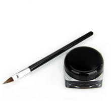 Cosmetic Waterproof font b Eye b font Liner Pencil Make Up black Liquid Eyeliner font b