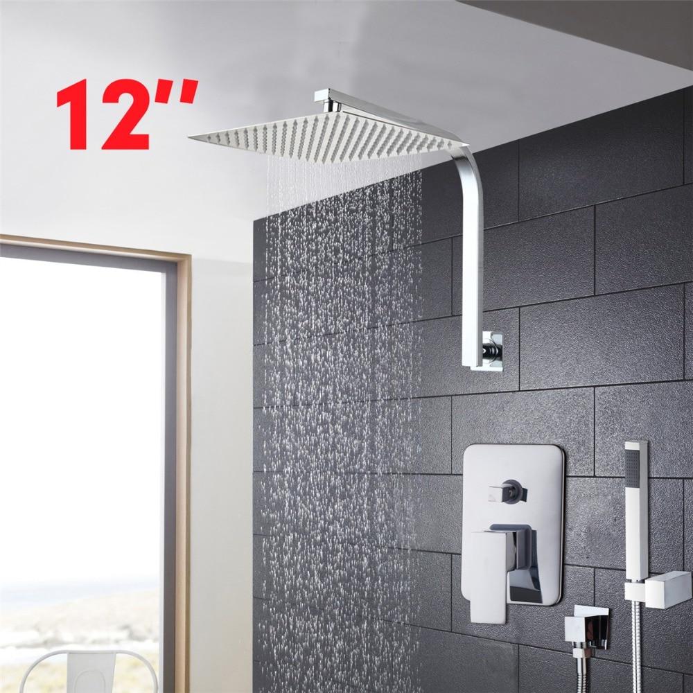 contemporary shower faucets  mobroicom - aliexpresscom  buy contemporary superior quality  inch shower