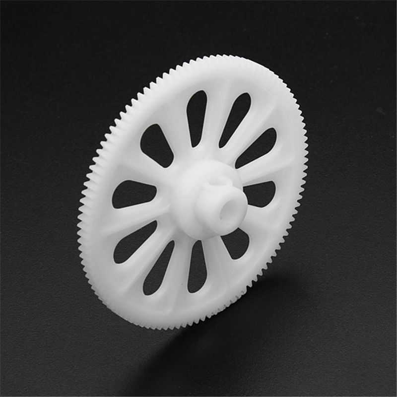 1pc Durable 450 Tail Drive Gear 106T White For RC Helicopter Parts Accs Diy