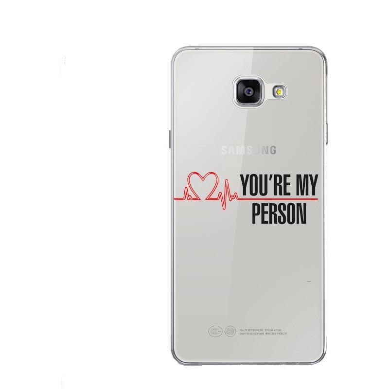 Anatomía del gris usted es mi persona suave Fundas para móviles para ...