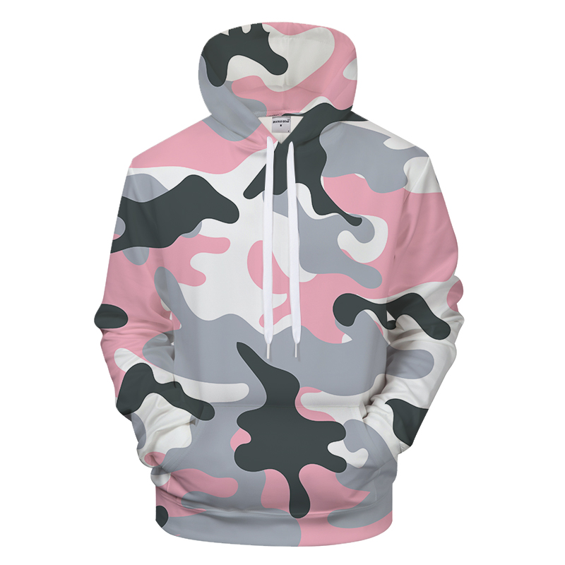 Pink Camo 3DPrint Hoodies Men S Clothing Women Sweatshirt Casual Tracksuit Groot Jacket Hoodie Coat Pullover Dropship