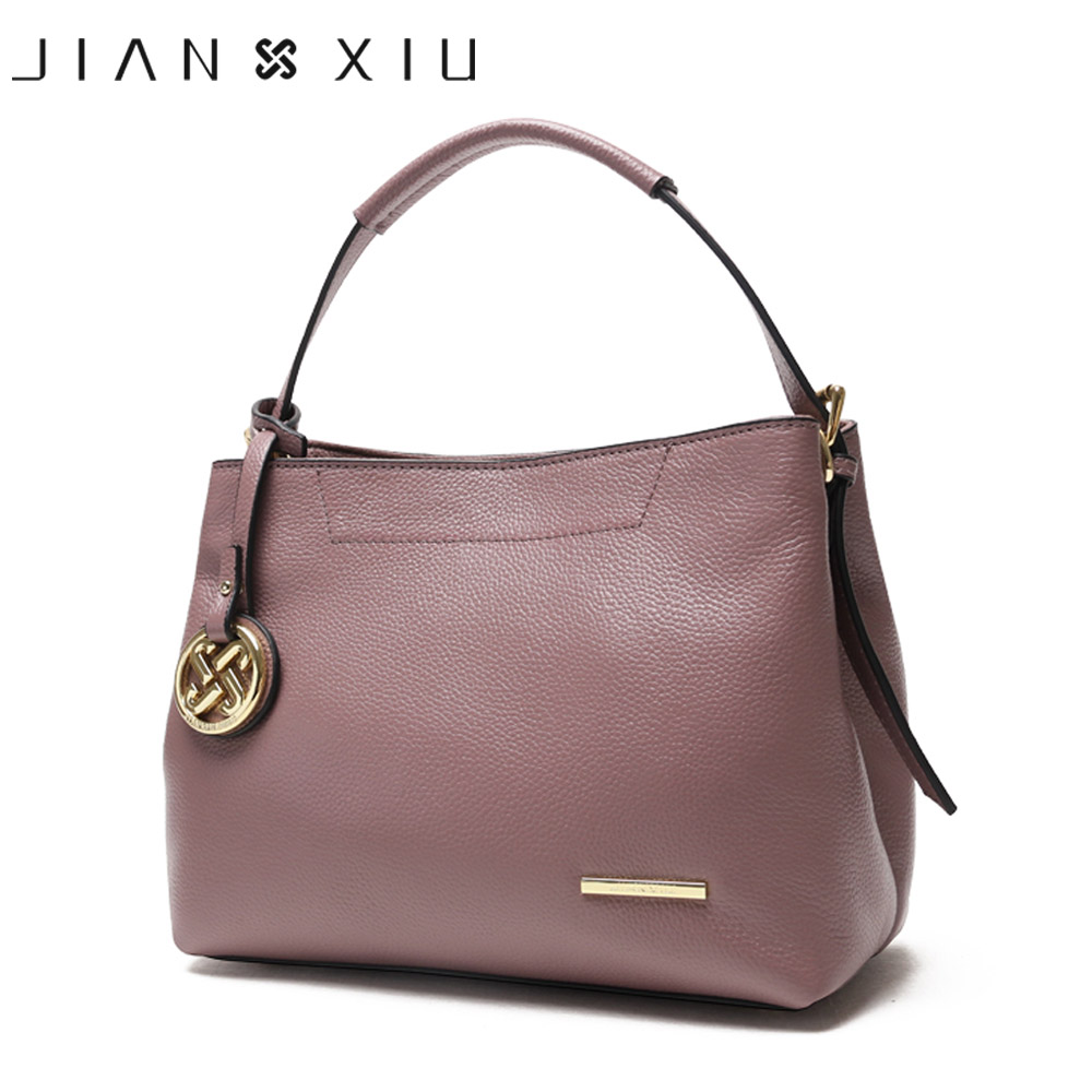 JIANXIU Brand Luxury Handbags Women Bags Designer Genuine Leather Tassel Shoulde Bags Double Zip Compartment Tote Bag New PursesJIANXIU Brand Luxury Handbags Women Bags Designer Genuine Leather Tassel Shoulde Bags Double Zip Compartment Tote Bag New Purses