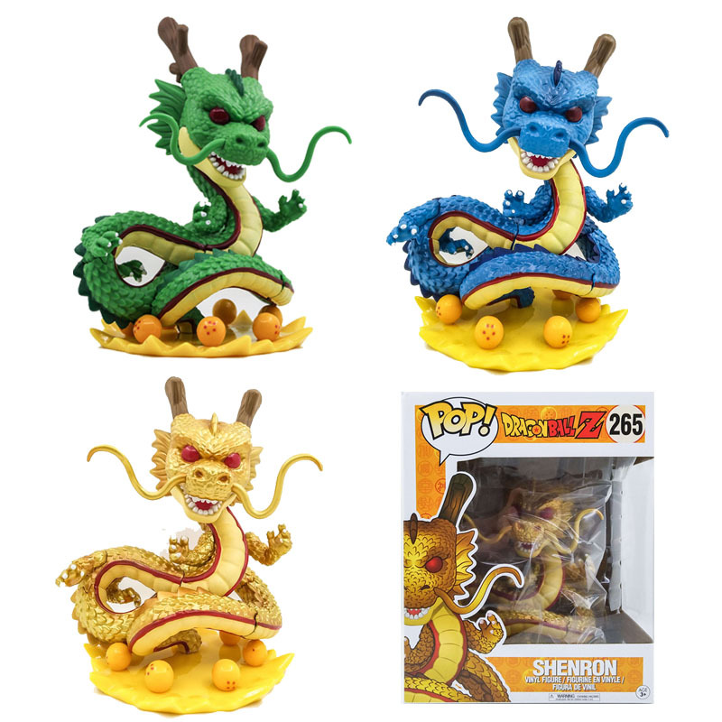 "Funko Pop Dragon Ball Z Shenron Galactic Toys Exclusive 6/"" Action Figure Toys"