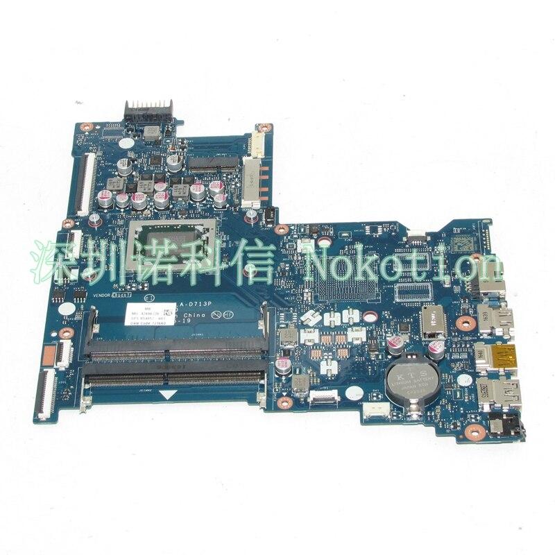 NOKOTION BDL50 LA-D713P 854957-601 854957-001 854958-601 For HP 15-B 15-BA Series Motherboard AM960PADY44AB A10-9600P CPU nokotion original 854944 601 854944 001 laptop mainboard for hp 250 g5 motherboard sr2kn n3060 bdl50 la d702p works
