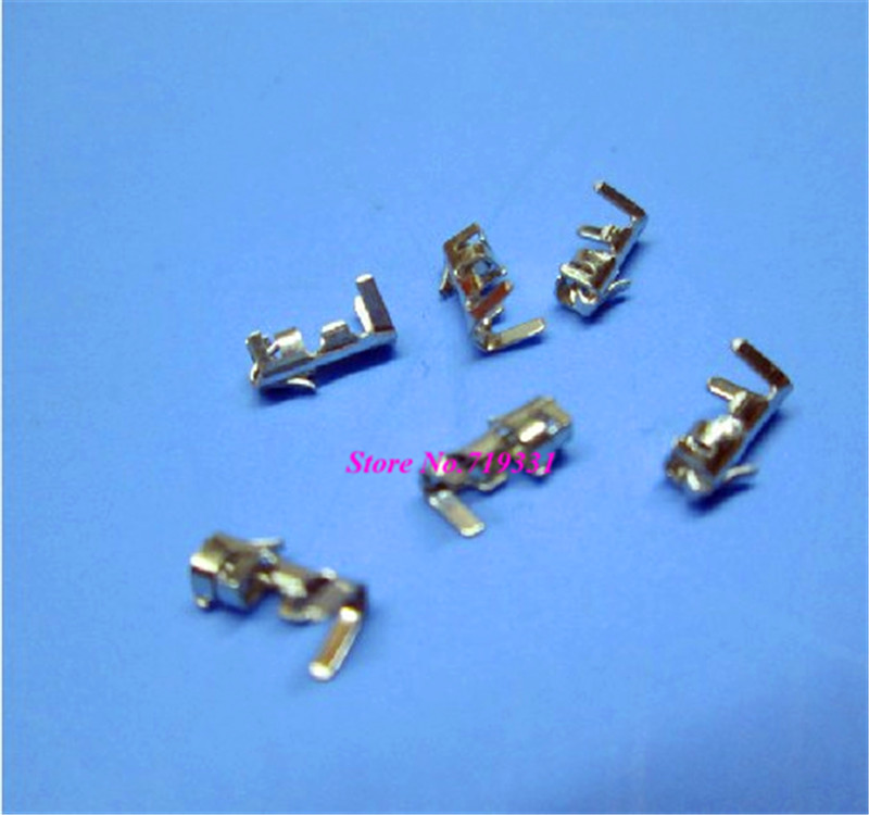 XH 2.54mm Female Terminal for XH Housing Reed Cold Head Metal Terminal 2.54mm crimper v