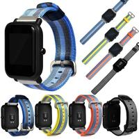 HIPERDEAL Sports Watch Replacement Nylon Bracelet For Xiaomi Huami Amazfit Bip Youth Watch Drop Shipping J18
