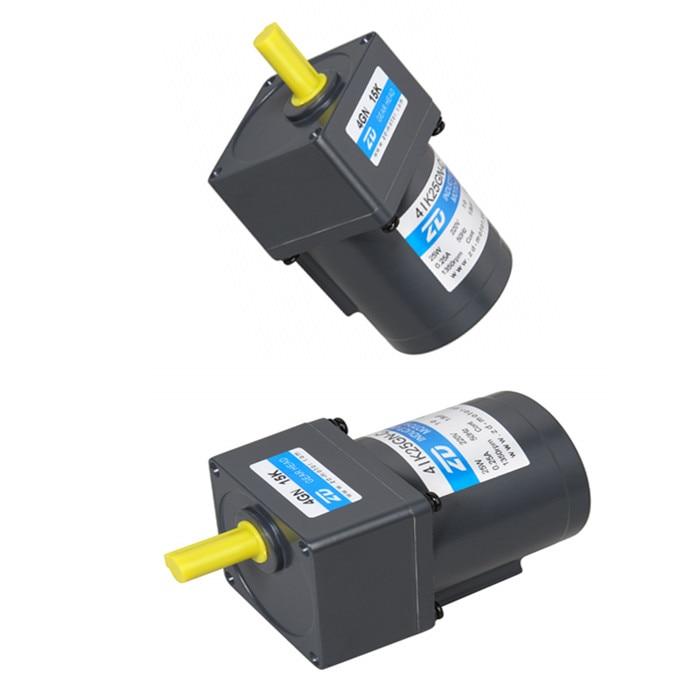 Moteur réducteur de vitesse constante AC 80mm, 25W 220V, 50Hz, p. 181 remplacement prix moins cher SPG 80mm S8125GXCE/S8KA18B 5 pièces dans un colis