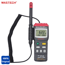 Big sale High Accuracy Digital Thermo-Hygrometer MASTECH MS6503 Temperature Tester