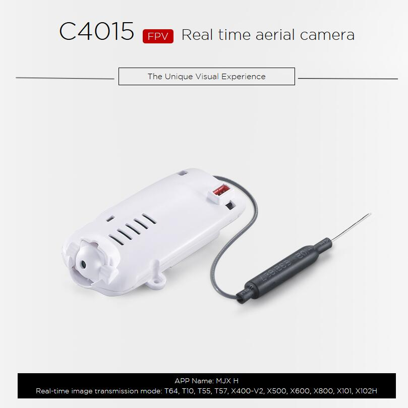 MJX C4015 WIFI FPV RC drones Camera C4005 Upgrade version For X401H  X601H X400 X500 X600 X800 X101 x6sw rc quadcopter радиоуправляемый квадрокоптер с барометром mjx x401h b черный fpv 2 4g x401h b mjx