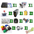 1 kit for 520 in 1 multi game board, power supply, speaker, joystick,1P2P button 1 set of part for game machine