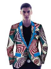 African Print Clothing Men Suit Jacke Underwears Coat Men African Clothing Blazers Fashion Slim Fit Elegant Plus Size 6XL WYN128