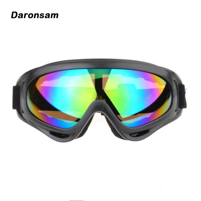 e7c33dbbbbad Outdoor Ski Goggles Double UV400 Anti-fog Big Ski Mask Glasses Skiing Men  Women Snow Snowboard Goggles