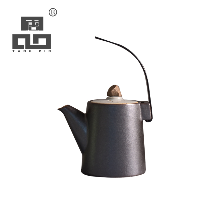 TANGPIN japanese ceramic teapot creative chinese kung fu tea sets tea pot 255mlTANGPIN japanese ceramic teapot creative chinese kung fu tea sets tea pot 255ml