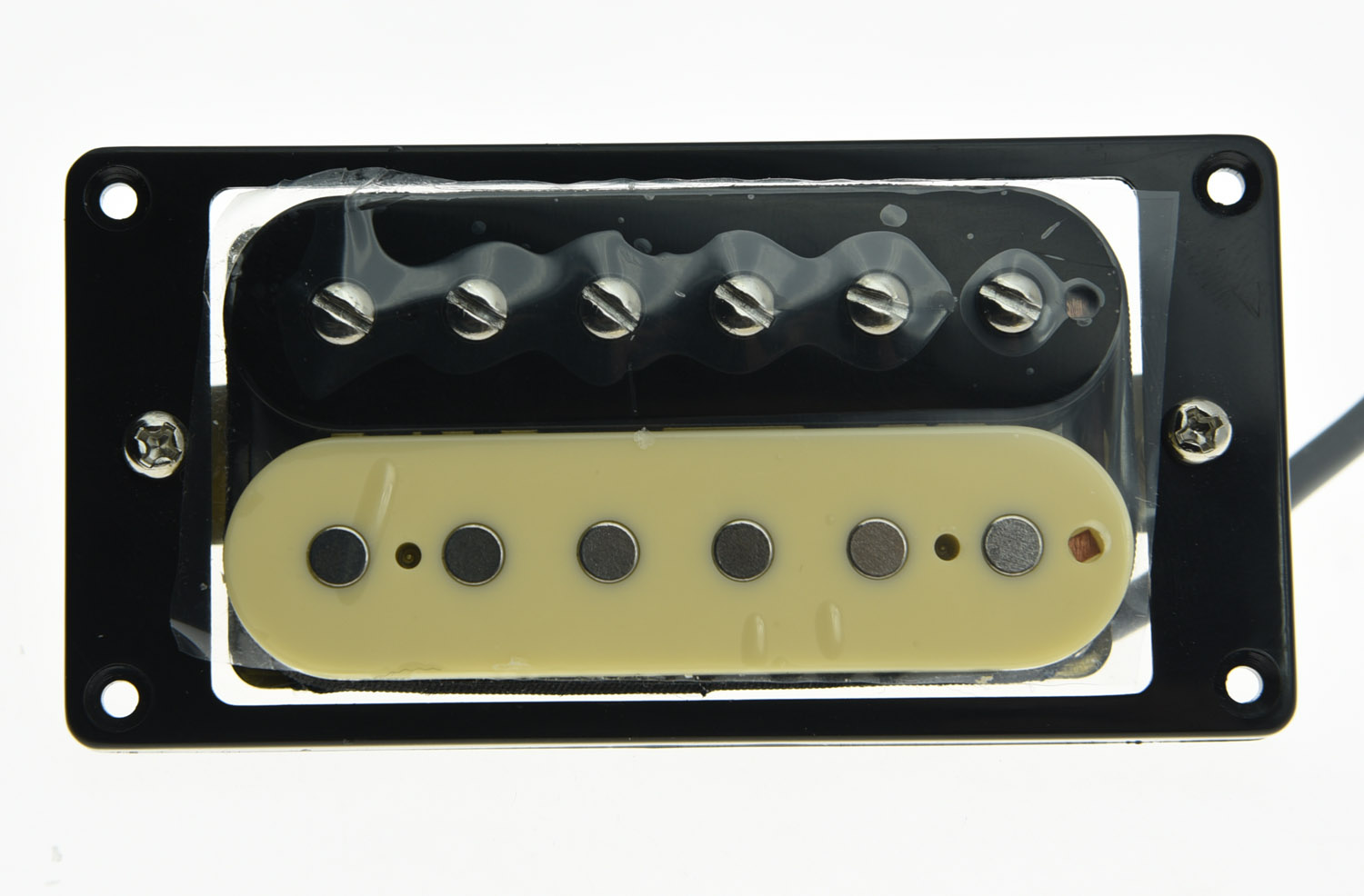 KAISH Alnico V Guitar Humbucker NECK Pickup 50's Vintage Sound Pickups Zebra Style belcat bass pickup 5 string humbucker double coil pickup guitar parts accessories black