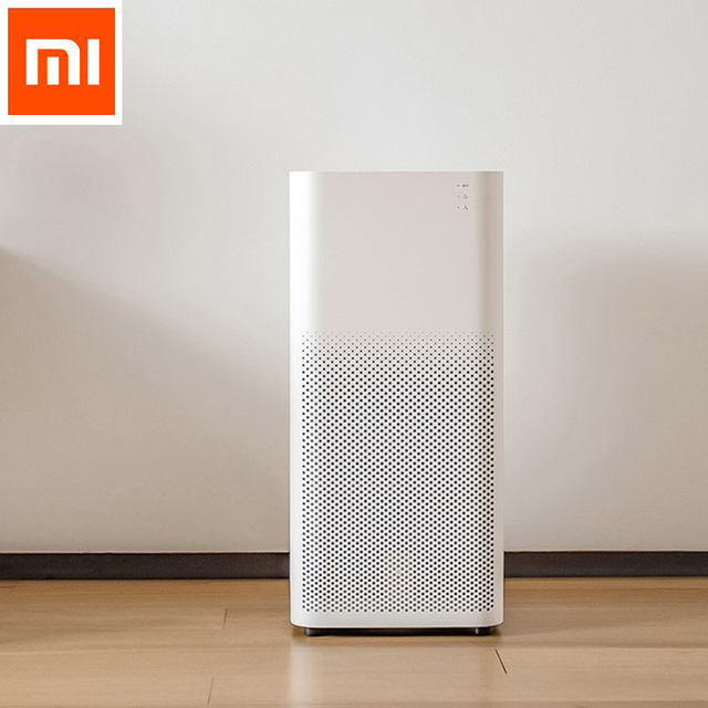 Xiaomi Air Purifier 2 CADR 330m3/h Purifying PM 2.5 Cleaning MI Air Cleaner Smartphone Remote Control Household for Office Home