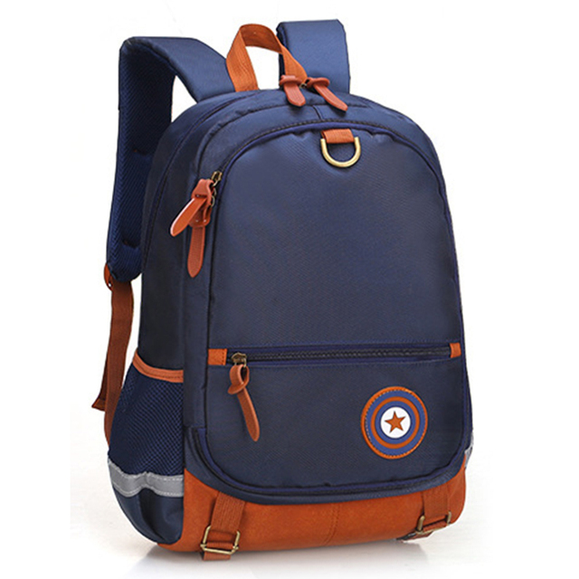 Aliexpress.com : Buy Big Size Oxford Farbic Children School Bags ...