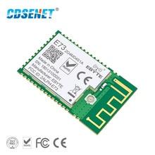 nRF52810 Bluetooth 5.0 module 2.4GHz Transmitter Receiver CDSENET E73-2G4M04S1A ble 5.0 4dBm Low Power Transceiver da14583dk development board bluetooth 4 0 ble soc module low power consumption da14583dk ii flash