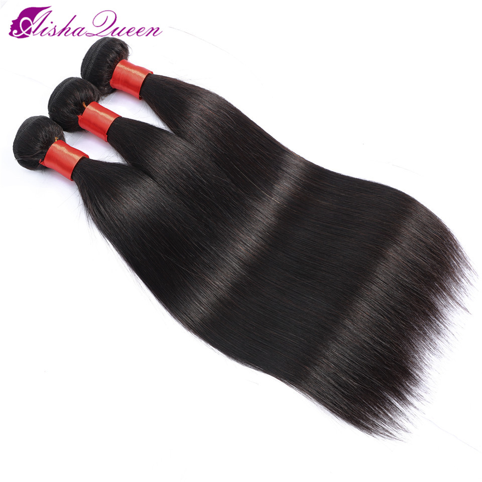 Human Hair Weaves Aisha Queen Peruvian Straight Hair Extensions 100% Human Hair Bundles Weave Non Remy 3 Straight Hair Bundles Natural Color Do You Want To Buy Some Chinese Native Produce? Hair Extensions & Wigs