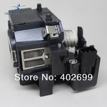 EB-824 EB-824H EB-825 EB-826W EB-826WH EB-84 EB-84e EB-84he EB-85 H294B for Epson ELPLP50 V13H010L50 compatible lamp housing