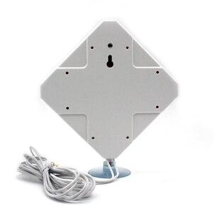 Image 2 - Antena 2 ts9 do ganho 4g para a antena do roteador do modem 4g com amplificador de sinal do cabo de 2 m antenas de 4g mimo com o ganho 4g 35dbi