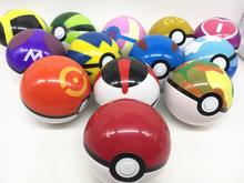 13 Colour Cute Pokeball Mini Model Classic Anime ball Super Master Action Figures Toys 7cm