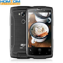 HOMTOM ZOJI Z7 4G Smartphone 5.0 inch Android 6.0 MTK6737 Quad Core 2GB RAM 16GB ROM IP68 Waterproof 8MP Camera Mobile Phone