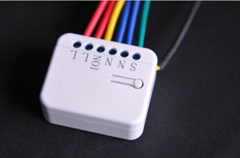 Smart Home Appliance Z-Wave Inserted Control Module TZ78 With Frequency EU AU US RU IN Available