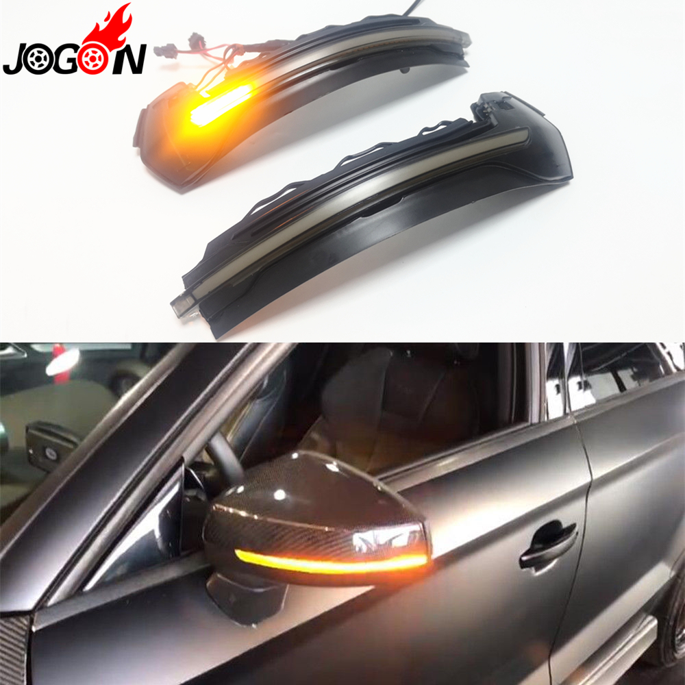 For Audi A3 S3 8v 2013 2016 2017 Dynamic Turn Signal Led