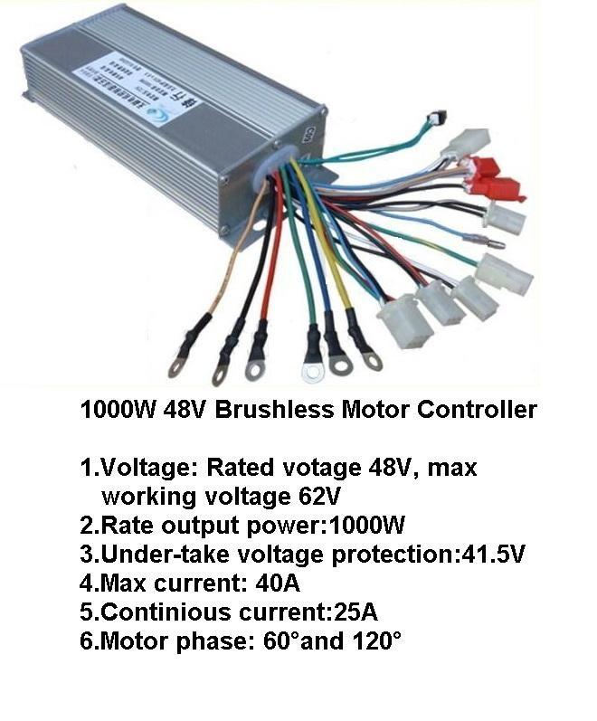 1000W Controller 2