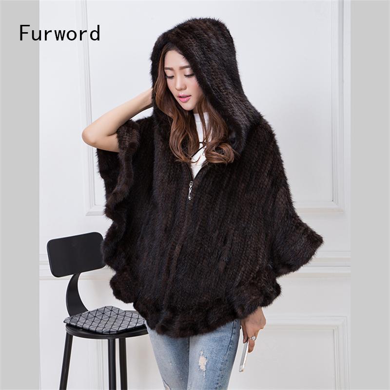 Hooded Mink Coat Promotion-Shop for Promotional Hooded Mink Coat