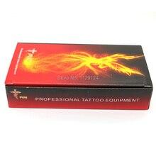 Descuento 50 unids/lote 1215 CM Curva Magnum Tatuaje Agujas Cartuchos T-TECH Agujas Aptos Para Todas Las máquinas de Tatuaje Envío Gratis