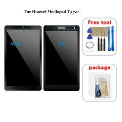 สำหรับ Huawei Mediapad T3 7.0 BG2-W09 BG2-U01 BG2-U03 จอแสดงผล Lcd Touch Screen Digitizer assembly