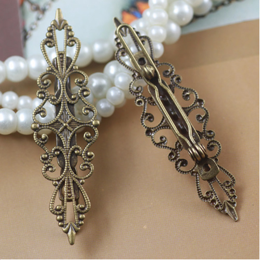 Vintage Hairpins Antique Bronze Hair Pins hair clip for woman lady Clips Pins fashion Hair Ornaments Hair Accessories Headwear