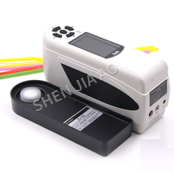 NR200 komponent analizator precyzja kolorymetr spektrofotometr Handheld komponent analizator 1 PC