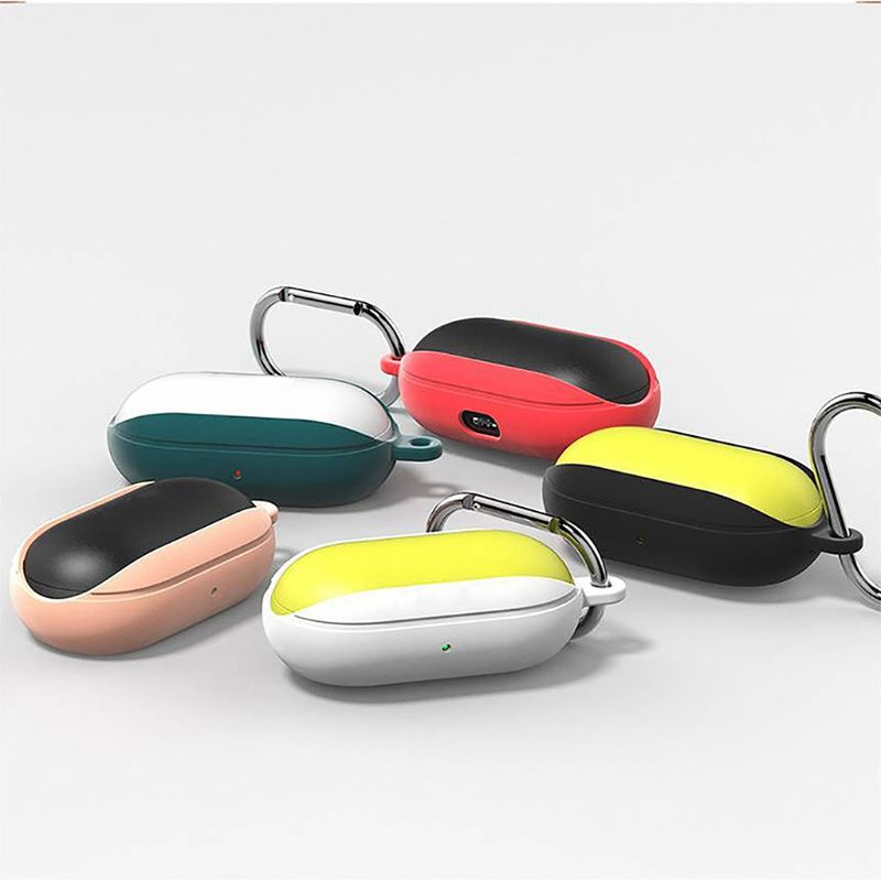 Anti-shock Silicone Protective Case Cover for Samsung Galaxy Buds Sports Bluetooth Earphone Headset Accessories