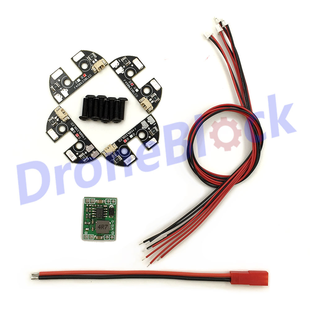 RC F330 F450 F550 Multicopter de Quadcopter hexcopter S500 S550 ...