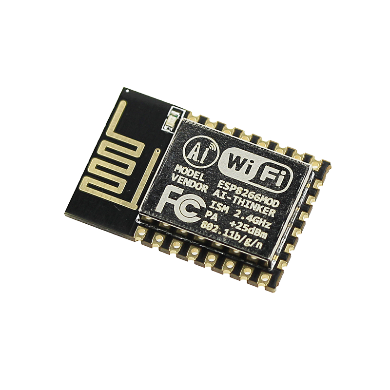 Esp-12E ESP8266 Serial Port WIFI Transceiver Wireless Module AP+STA 5pcs graded version esp 01 esp8266 serial wifi wireless module wireless transceiver