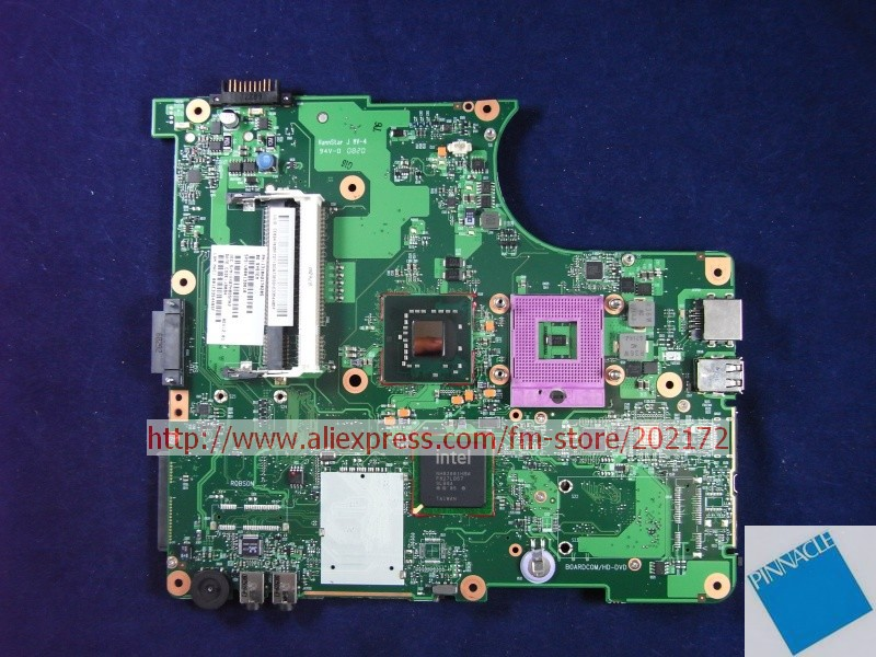 V000148010 Motherboard for Toshiba Satellite L350 6050A2170201 image