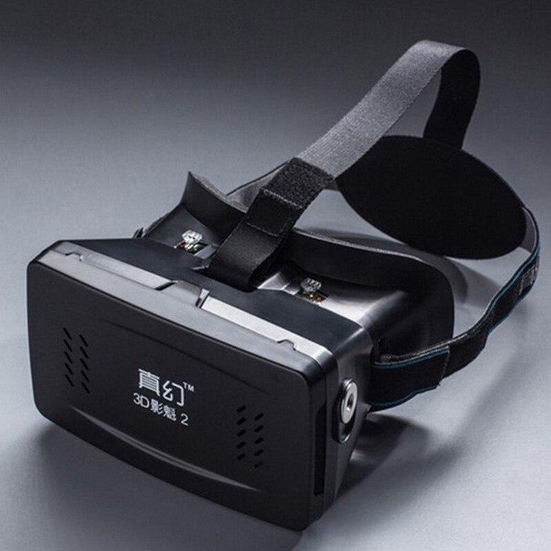 2016 New <font><b>Google</b></font> <font><b>Cardboard</b></font> Quebec 2 3D glasse Smart Helmet RC Gamepad Bluetooth <font><b>VR</b></font> <font><b>Head-mounted</b></font> <font><b>Virtual</b></font> Reality Cellphone <font><b>Glasses</b></font>
