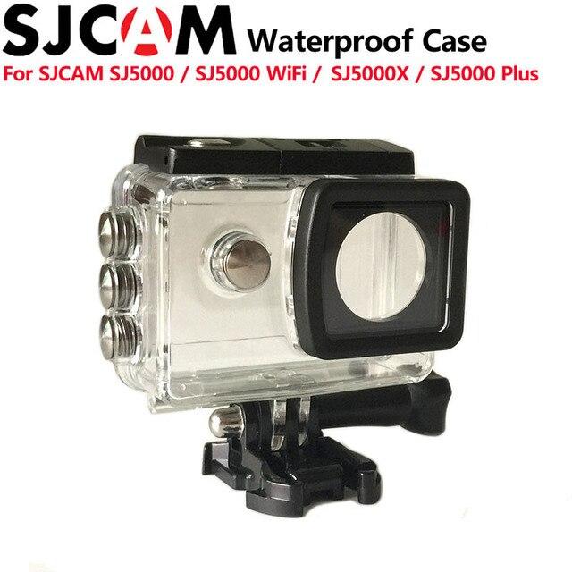 Оригинал SJCAM SJ5000 Плюс Водонепроницаемый Футляр Подводный бокс Дайвинг 30 М Для SJ5000 wifi SJ5000 Плюс SJ5000X камеры Аксессуары