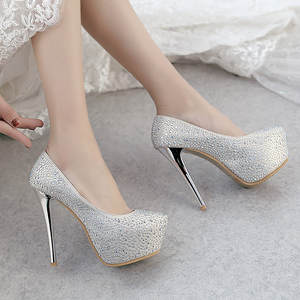 63d276f4b0a YMECHIC Wedding Extreme High Heels Ladies Shoes Pumps